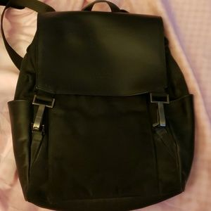 Authentic Gucci Backpack Leather/Nylon